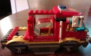 Lego City Firetruck